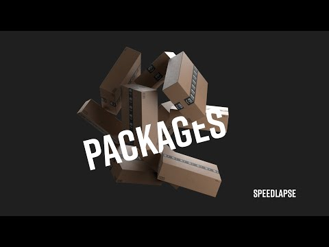 Speed Modeling Package - Maya, Substance Painter