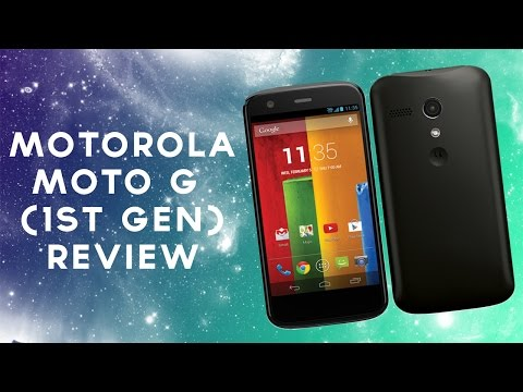 Motorola Moto G (1st Generation) - Review