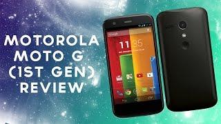 Motorola Moto G (1st Generation) - Review