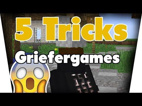 5 Tricks auf GrieferGames, die du kennen...