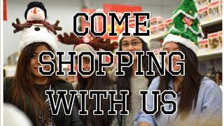 Come Shopping With Us! [HD] Thumbnail