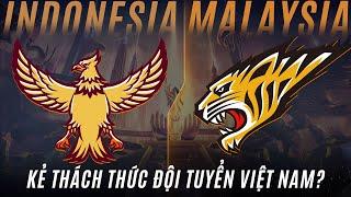 Giới thiệu đội tuyển Indonesia và MSP: Kẻ Thách Thức Đội Tuyển Việt Nam?   AWC 2019