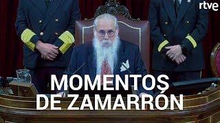 AGUSTÍN ZAMARRON: MEJORES MOMENTOS | Constitución de las Cortes