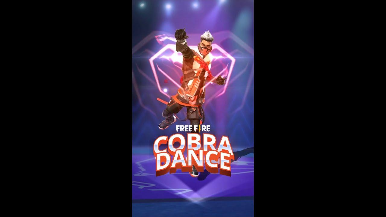 Cobra Dance | Garena Free Fire