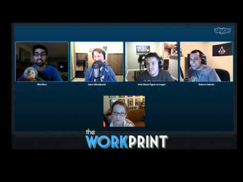 The Workprint Gamescast Episode 20 - Gaming Pet Peeves