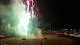 Speedway GP, Målilla Fireworks 12/8-2017