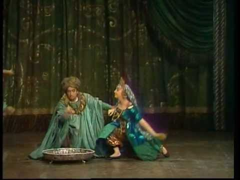 "The Nutcracker: ""Arabian dance"""