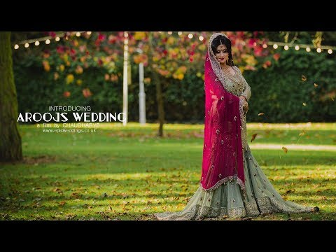 Aroojs Wedding | Asian UK Pakistani Wedding Highlights 2017 | Blotts Country Club | Nottingham