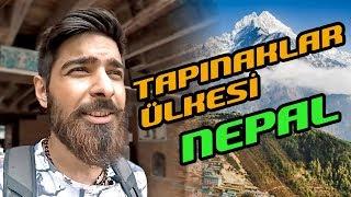 TAPINAKLAR ÜLKESİ NEPAL'DEYİM!!!