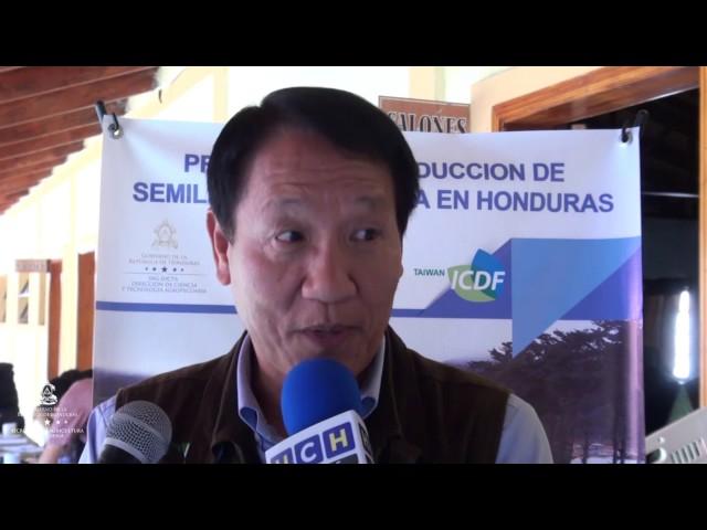 Primer Congreso Nacional de Cultivo de Papa en Honduras
