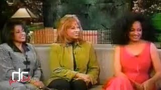 Diana Ross & The Supremes - The Today Show [2000]
