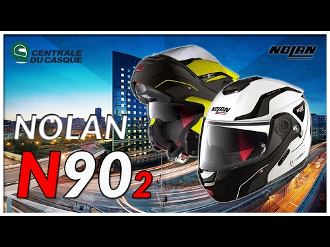 Casque Modulable Nolan N902 Centrale Du Casquecom Youtube