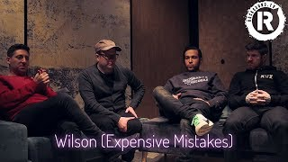 Fall Out Boy Wilson Expensive Mistakes Video History