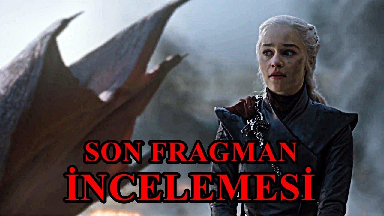 Game of Thrones 8 Sezon 6 Bölüm Fragman İncelemesi - FİNAL