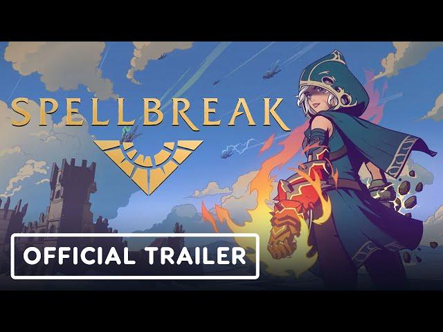 Spellbreak - Official Launch Trailer   gamescom 2020