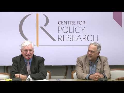 Talk on 'What is Different about US Foreign Policy and Diplomacy in the Trump Era?'