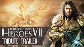 Might & Magic Heroes VII - Tribute trailer [EUROPE]