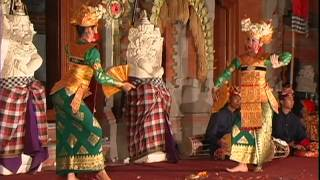 Indonesian dance Part2