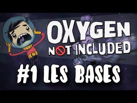 Les bases - Oxygen Not Included - Épisode 1 (Rediffusion de live)