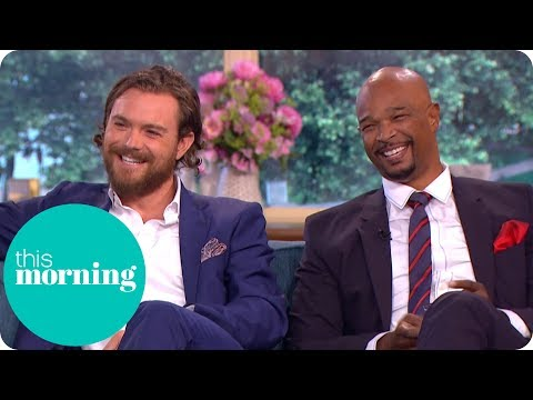 Damon Wayans and Clayne Crawford Hesitated Joining the Lethal Weapon TV Series  This Morning