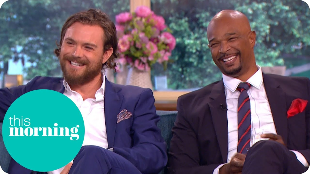 Download Damon Wayans and Clayne Crawford Hesitated Joining the Lethal Weapon TV Series | This Morning