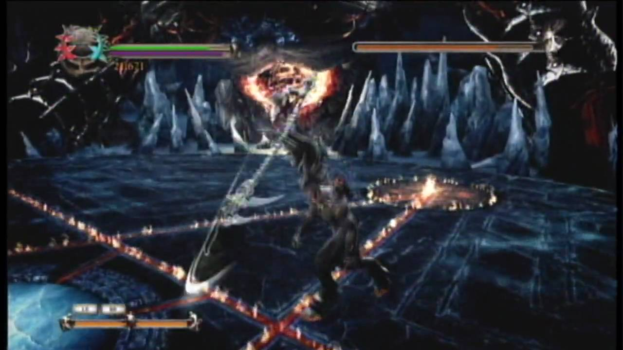 Dantes Inferno - Final Boss Lucifer - YouTube