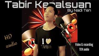 Tabir Kepalsuan ( Slow Version ) Cover By Nadi Ten With Video Lirik HD audio