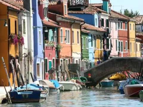 balade dans la lagune de Venise le 15 août 2010