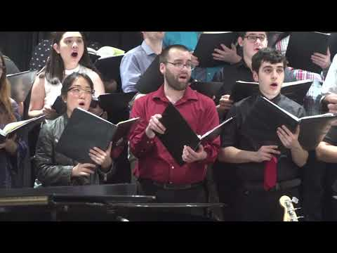 Wagner College choir: Tribute to Black Music