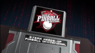 Teenage Mutant Ninja Turtles Stern Heads-Up Pinball Invitational Trailer