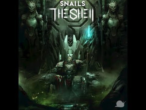 "SNAILS new debut album ""The Shell"" + tour trailer + tracklist..!"
