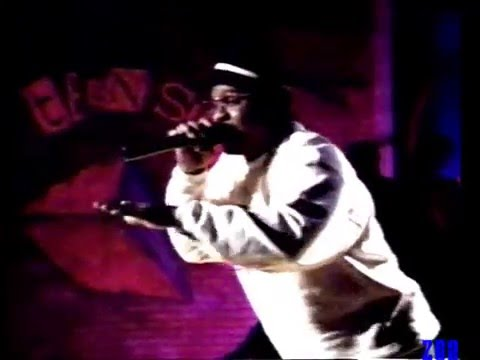 Scarface December.14.1995 I Never Seen a Man Cry(Live)