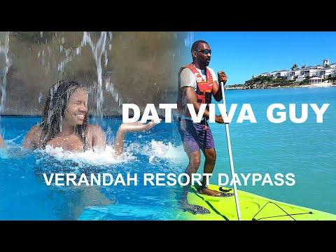 (Dat Viva Guy) Episode 4 Verandah Resort In Antigua