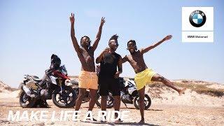 BMW G 310 GS | Everyday Adventures: Episode #1 Cape Town - Find your wilderness