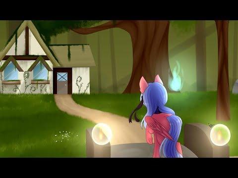 The Little House .:Speedpaint:. (Commission) MERCH LINK IN THE DESC