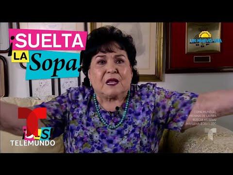 Carmen Salinas le responde con todo a Niurka Marcos | Suelta La Sopa | Entretenimiento
