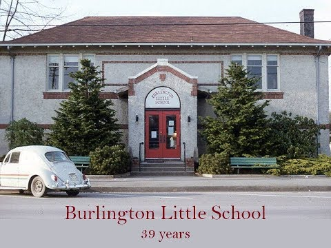 Burlington Little School: The First Four Years - 1980 to 1984