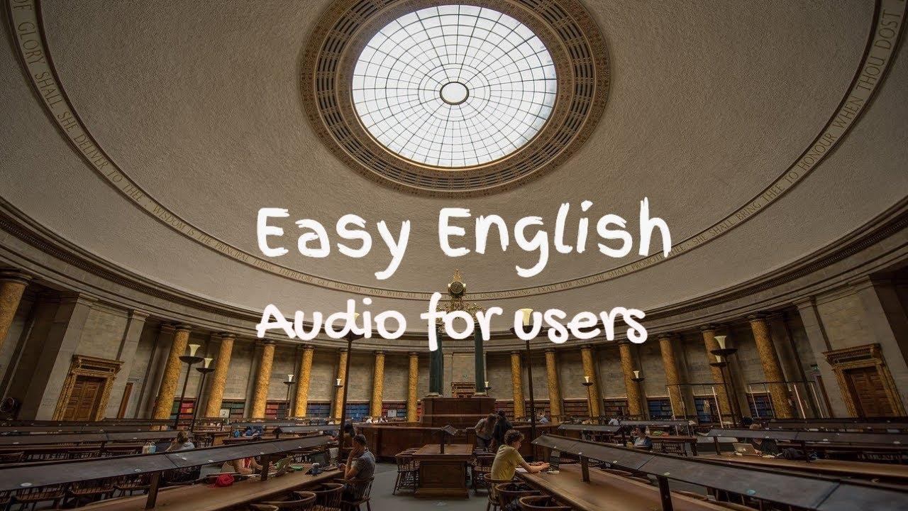 การใช้งาน audio เสียง ประกอบชุดหนังสือ English for Everyone