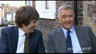 Inspector George Gently - Filming the new series Nov 2014 - behind the scenes