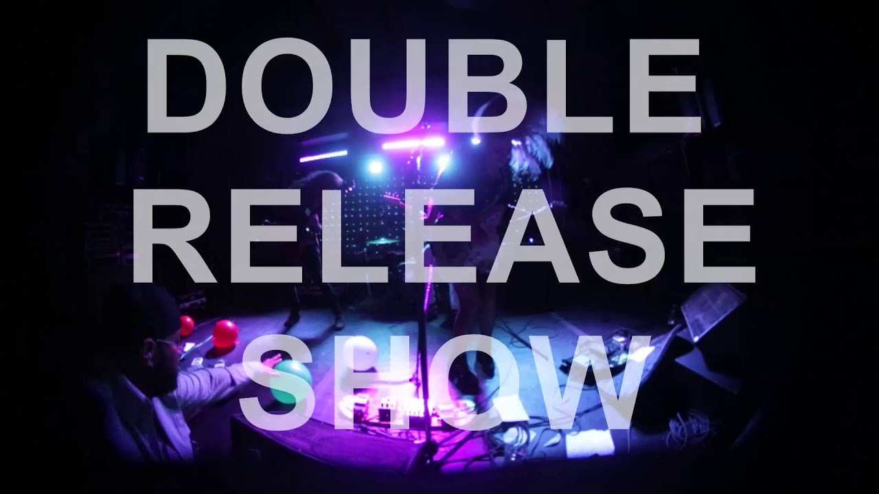 Double Release Show - Promo