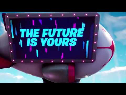 fortnite season 9 trailer || Fortnite Season 9 - Trailer 'The Future Is Yours