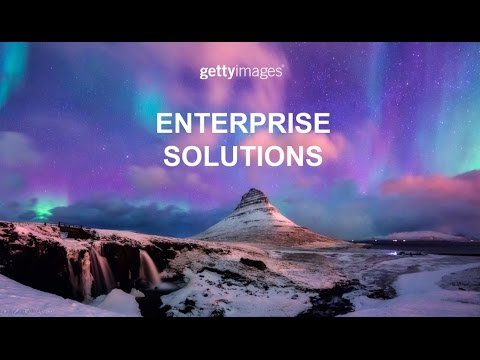 Enterprise Solutions - Getty Images