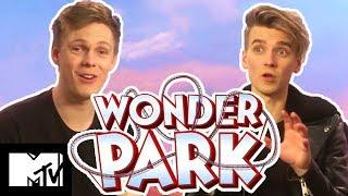 Joe Sugg & Caspar Lee Spill Behind The Scenes Secrets From Wonder Park | MTV Movies