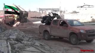 СИРИЯ   АЛЕППО  ЖЕСТОКИЕ БОИ С ИГИЛ 20 02 2016 ПОСЛЕДНИЕ НОВОСТИ