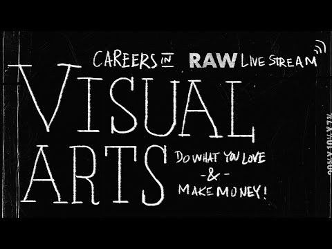 🔴 What Careers in Design and the Visual Arts Can You Pursue?
