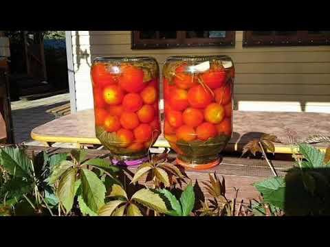 Очень вкусные помидорки рецепт приготування в описах