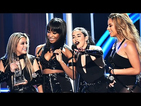 Fifth Harmony Fans Diss People Choice Awards 2017 Performance