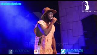 M.anifest, Kwabena Kwabena  Performances At National Theatre (Part2)