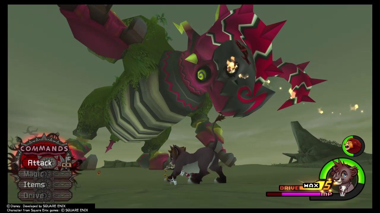 Image result for kingdom hearts 2 bosses