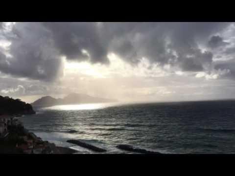 View of Capri & Tyrrhenian Sea